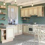 Какая отделка на кухне быстро придет в негодность?