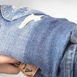 Легкий способ удалить монтажную пену с одежды