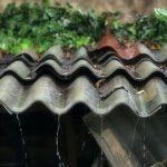 Как быстро отремонтировать крышу из шифера