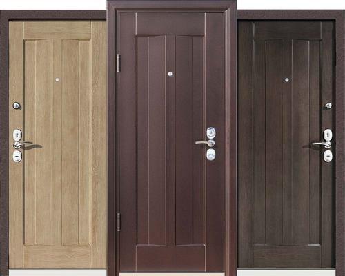 Свойства и особенности дверей из металла