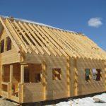 Какие неисправимые ошибки допускают при строительстве дома из бруса