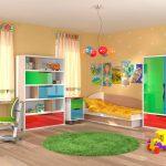 Какая отделка безопасна для детской комнаты