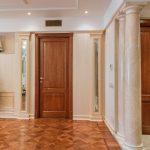 Основные недостатки дверей из соснового массива