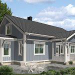 Финские каркасные дома — признак высокого качества загородной жизни