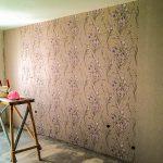 Как подготовить стены под поклейку обоев чтобы не было складок и пузырей