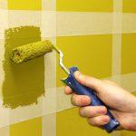 Какие стены нельзя красить обычной краской