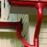 Можно ли обойтись без водосточной системы на крыше?