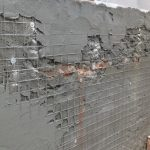 Как строительная сетка поможет избежать неприятностей со штукатуркой стен