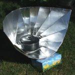 Солнечная параболическая печь — секреты бесплатного тепла