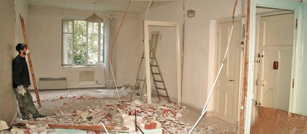 В каких видах работ чаще всего допускают огрехи при ремонте