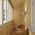 Можно ли утеплить балкон без потери полезного пространства?