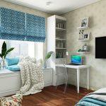 Мало места в квартире – выручит широкий подоконник