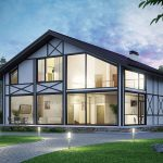 С чего начать строить дом на пустом участке