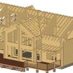 Что нужно знать при проектировании фахверкового дома