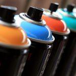 Как правильно красить из баллончика без подтеков