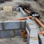 Почему нельзя монтировать водопровод и канализацию одновременно