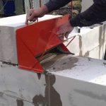 Как нельзя делать кладку пеноблоков на цементный раствор