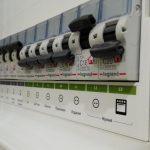 Где не стоит располагать электрощит в частном доме