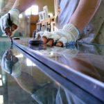 Какие ошибки допускают при склейке столешницы из искусственного камня
