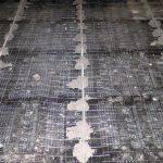 Как нельзя снимать битум с цементной стяжки