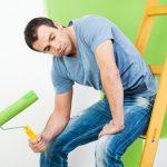 Какую помощь нужно оказать при отравлении парами краски