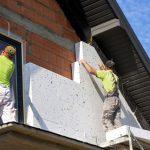 Как избежать попадания в точку росы при строительстве дома