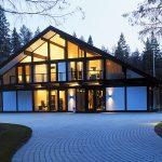 Как сэкономить на строительстве фахверкового дома