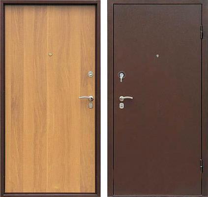 Преимущества и виды дверей с терморазрывом