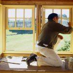 Как обновить деревянные лакированные окна