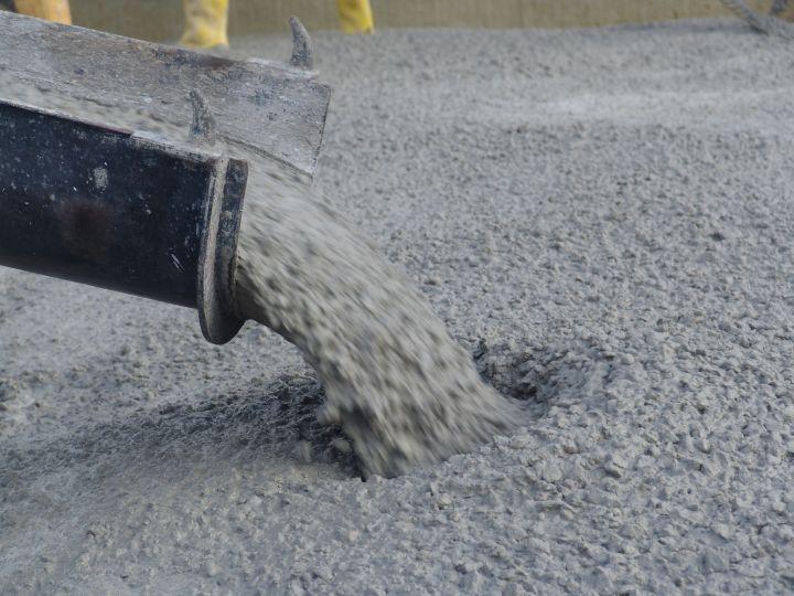 Хромитовый бетон фибробетон конструкция