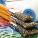 Что сделать чтобы краска не капала с кисточки