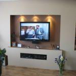 Какой вес телевизора выдерживает гипсокартон
