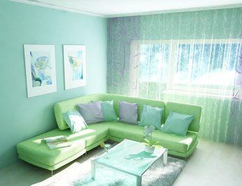 Не угадали с цветом комнаты? Ситуацию можно исправить