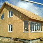 Из какого материала можно быстро построить жилой дом