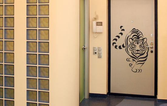 Как облагородить межкомнатные двери