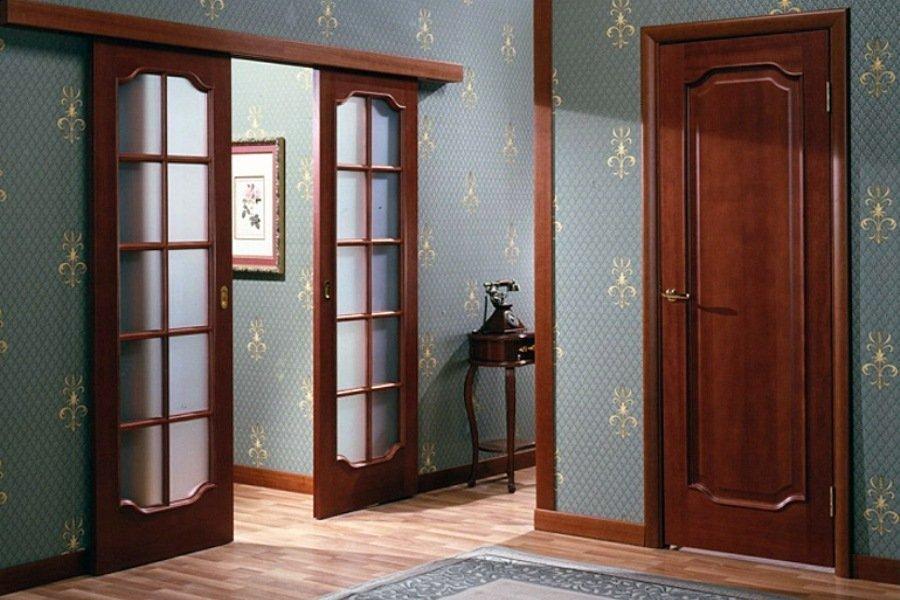 Правила выбора и эксплуатации межкомнатных дверей
