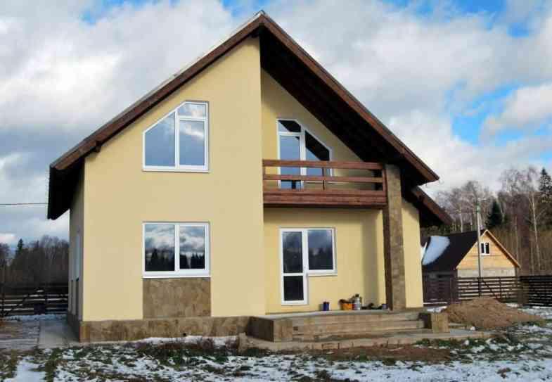 Преимущества домов до 150 кв. м