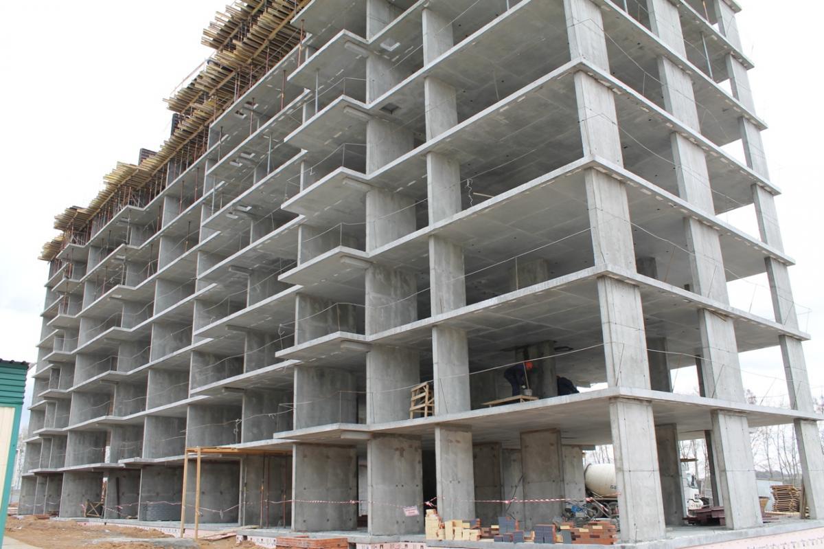Специфика строительства на высоте