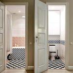 Отчего может разбухнуть дверь в ванную комнату