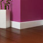 Как покрасить плинтусы и мебель и не запачкать все вокруг
