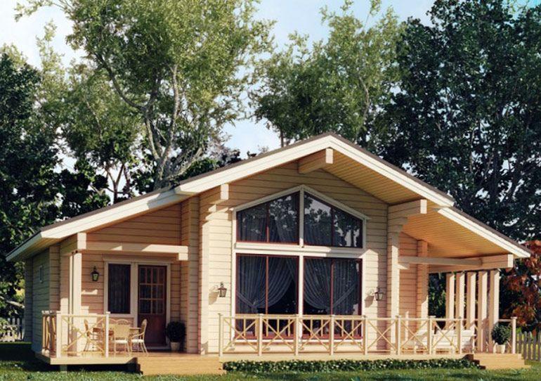 Так ли практичны деревянные дома для проживания