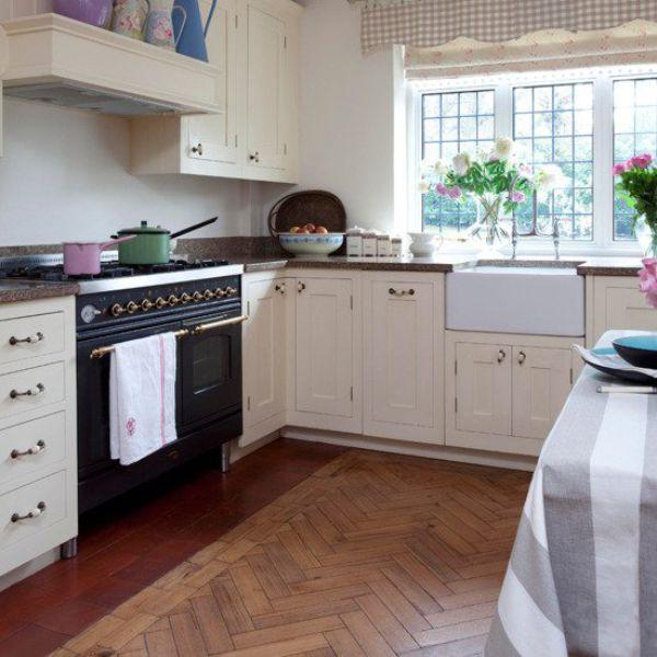 Какое покрытие не стоит использовать для пола на кухне