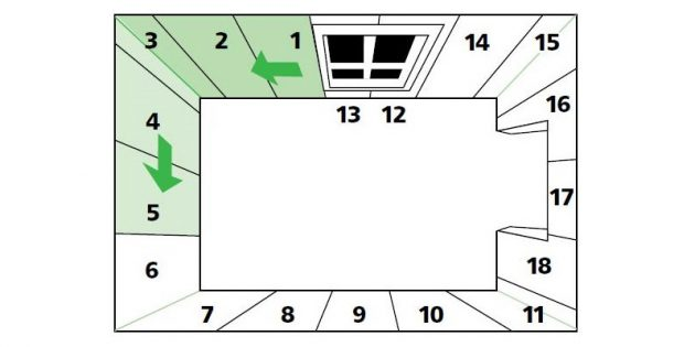 Как можно уменьшить расход обоев при подгонке рисунка