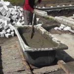 Как правильно замешивать бетон. Этапы приготовления бетонной смеси