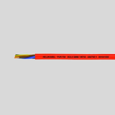 Особенности выбора кабелей с ПВХ изоляцией от HELUKABEL