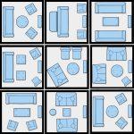Как спланировать перед ремонтом расстановку мебели