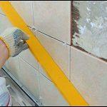 Можно ли подрезать края уложенной плитки