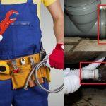 По каким причинам может протекать канализация