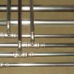 Какие фитинги можно использовать для трубы из нержавейки