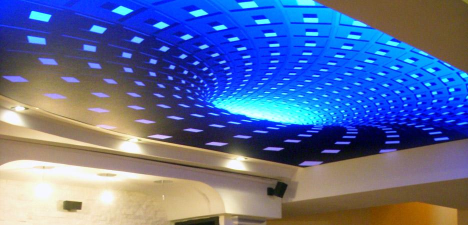 5 современных материалов для отделки потолка в квартире